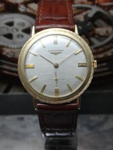 Longines  Sub Second 14k Solid Gold - Winding - Men's watch