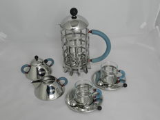 Michael Graves for Alessi - Espresso/Coffee set.