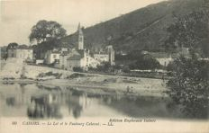 France - Department 46 le Lot - Lot of 50 old postcards