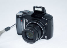 Canon SX100 IS - 8.0MP - 10x zoom