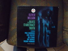 "Oliver Nelson -""The Blues And The Abstract Truth """