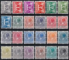 The Netherlands 1928 – Four-sided syncopated perforation – NVPH R33/56