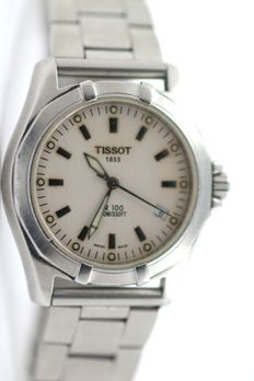 Tissot Swiss PR100 - Date men's wristwatch