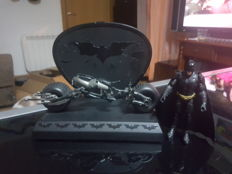 DC Batman figures - The Dark knight rises