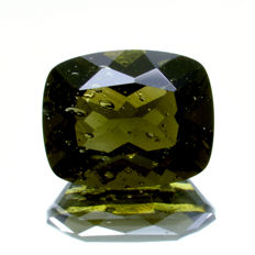 Moldavite - 2.37 ct - No Reserve Price