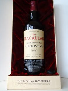The Macallan 1876 Replica