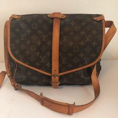 Louis Vuitton - Saumur 35 cross-body / Shoulder bag / Messenger bag