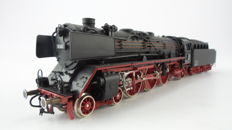 "Roco H0 - 43242 - Steam locomotive with pulled tender BR 01 ""Regensburg"" of the DB"