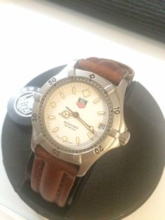 TAG Heuer - AUTOMATIC PROFESSIONAL SERIES 200 - 669.713.T - Unissexo - 1990-1999