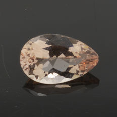 Peach Morganite - 1.50 ct – No reserve price