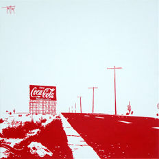 Truteau - Welcome To Nowhere (Coca-Cola)