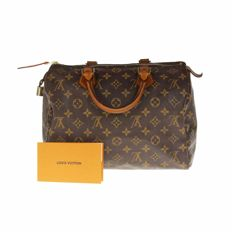 Louis Vuitton - Monogram Speedy 30 Handbag