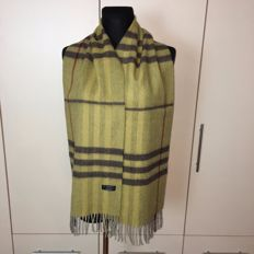 Burberry – 50% Cashmere 50% Wool Big Long Scarf - No Reserve!!!