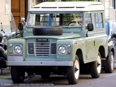Land Rover - 88 Series 3 - 1983