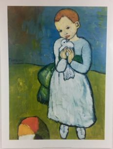 Pablo Picasso (1881-1973) - Art Prints