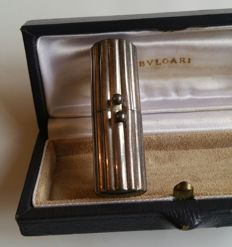 Silver pillbox - Bulgari - 1960