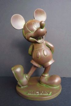 Disneyland Paris - Statuette - Mickey Mouse (2004)