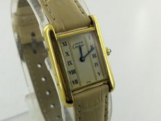 Must De Cartier Tank - Women's Watch