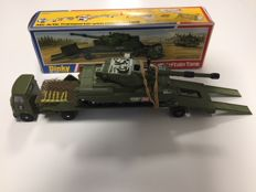 Dinky Toys - Scale 1/48 - AEC Artic Transporter with Chieftain Tank No.616