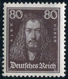 German Reich 1924/1945 - Small collection between Michel 368 and 562