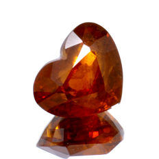 Fanta Mandarin garnet - Red -Orange spessartine - 2.38 ct – No reserve price