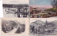 Lourdes France 200 X old and very old cards (50 pictures)