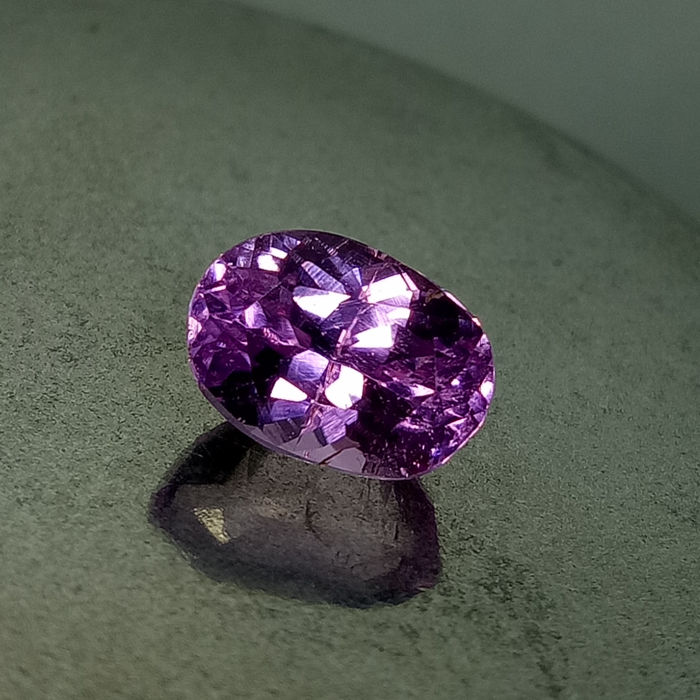 Purple Pink Kunzite - 2.39 ct