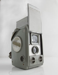 Anscoflex II: pseudo TLR, ingenious design by industrial designer Raymond Loewy