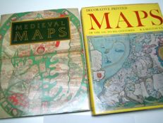 Reference works; P.D.A. Harvey - Medieval Maps  - 1991