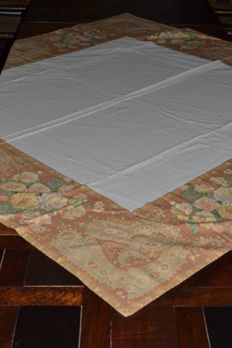 Cheesecloth tablecloth