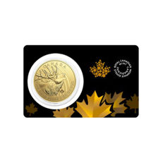 Canada - 200 CAD - 1 oz / oz 999.9 gold coin - Call of the Wild - deer 2017 -