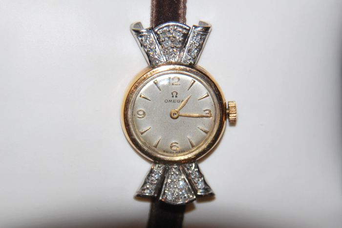 Omega 1900- 1920 Art Decó. Swiss made