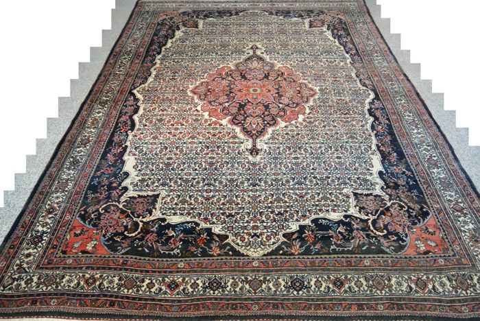 Persian carpet Bijar, Iran 387 x 258
