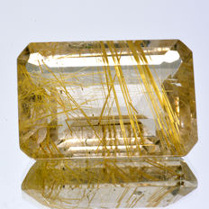 Golden Rutilated Quartz – 19.75 ct