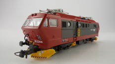 Roco H0 - 63876 - Electric locomotive - Locomotive klasse El 16 - NSB