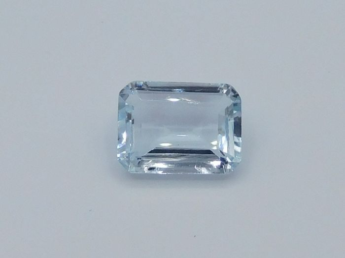 Aquamarine - 5.38 ct