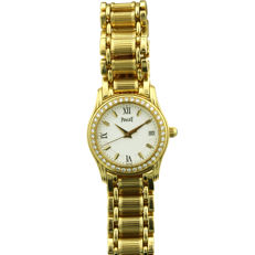 Piaget - Polo Ladies' Diamond Watch - 22005M501D 636492 - 女士 - 2000-2010
