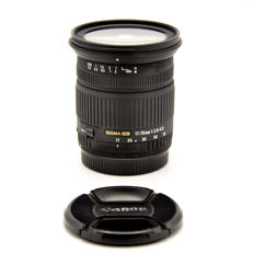 Sigma DC 17-70mm F2.8-4.5 for Canon (2299)