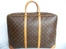 Louis Vuitton Sirius 50 Suitcase - *No Minimum Price*