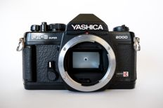 Yashica fx3 super 2000 with Carl Zeiss Planar T 50mm 1.7