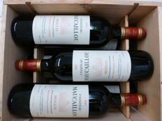 2007 Chateau Maucaillou, Moulis-en-Medoc - 6 bottles (75cl) in OWC