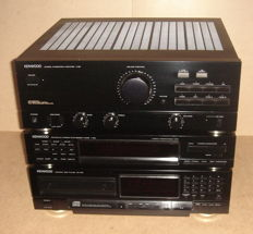 Kenwood amplifier Type:A93 / Tuner Type:T93L / CD player Type:DP730