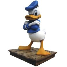 Disney; Master Replicas; Angry Donald Duck; Limited Edition!