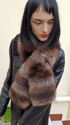 Marmot fur scarf - No minimum price