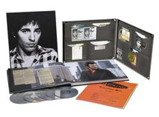 Bruce Springsteen - The Ties That Bind: The River Collection / Box set (DVD Version CD + DVD Limited Edition (Japanese Import As mint and sealed)