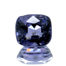 Blue spinel with intereseting inclusion - 1.12 ct - No Reserve Price