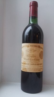 1982 Chateau Cheval Blanc, Saint-Emilion Grand Cru – 1 Bottle