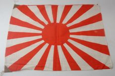 Flag of the Imperial Japanese Navy WW2