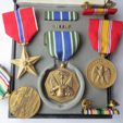 Militaria (Medals, Awards, Documents) - 23-12-2017