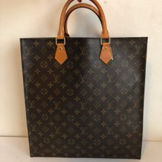 Louis Vuitton - Sac Plat - grote tas / Shopper - Excellent condition